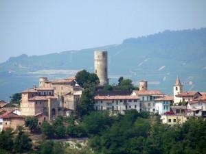 Castiglione Falletto visto da Serralunga