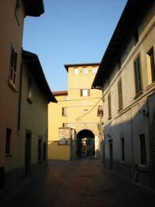 la Porta di Milano / Bergamo - Quartiere Mura