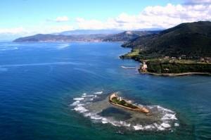 l'isola di Licosa