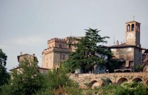 Il Castello di Matteuccia a Ripabianca
