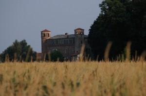 Il castello fra i campi