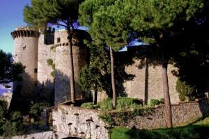 Il Castello di Castellammare, altra visuale