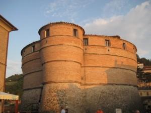 il castello di Sassocorvaro