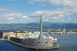 Passaggio per lo Stretto di Messina