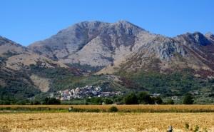 Ceppagna ed i suoi sconvolgenti monti (frazione di Venafro)