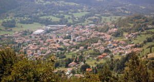 Il bel borgo dalle origini medioevali