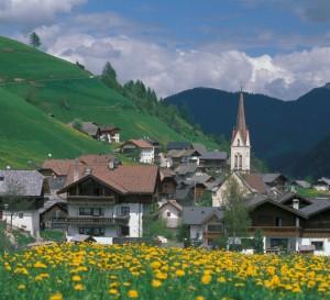 Una bellezza della Val Badia