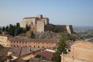 Rocca  Malatestiana   Verucchio -Rn-
