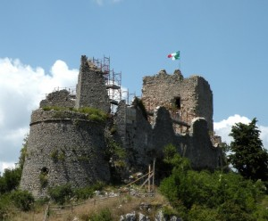 castello di Esperia