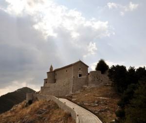 castello di Letino