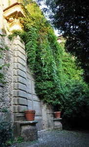 Ingresso Principale del Palazzo Ducale di Giove (TR)