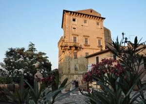 Il Palazzo Ducale di Giove (TR)