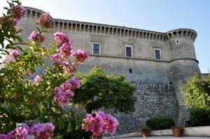 Il Castello Medievale Doria Pamphili (XV Sec.) Alviano (TR)