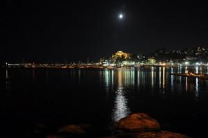 Rapallo, Notturno