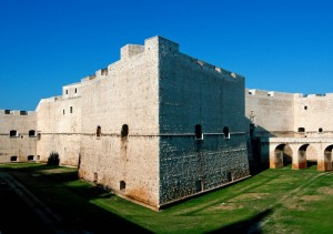 Fortificazione tagliente