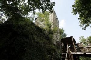 Il castello di Morbello