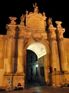 Lecce - porta