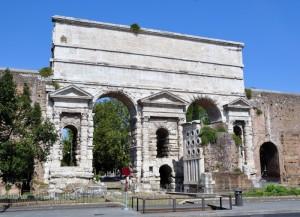 Ad Spem Veterem - Roma - Porta Maggiore