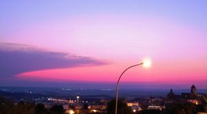 Guardando la sera