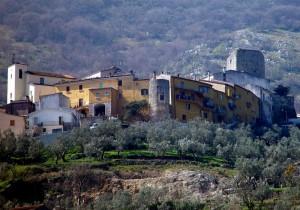 Fortificazioni a Ciorlano