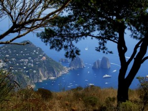 Panorama dal Monte Solaro