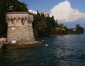 Isola del Garda -La torre