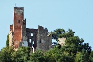 Ruderi del Castello di Nucetto