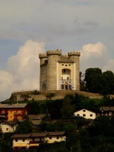 chateau d'Aymavilles