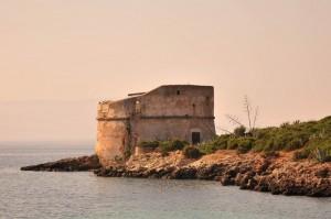 Torre del Lazzaretto o di Capo Galera