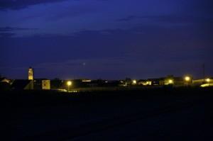 Dal crepuscolo alla notte