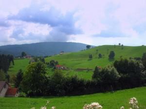 Sant'Anna, nel comune di Tambre