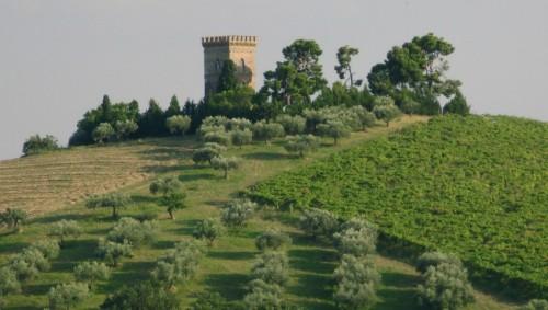 Spoltore - La Torre di Sterlich.