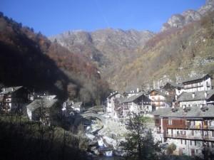"""La Valle dei """"Tremendi"""""""