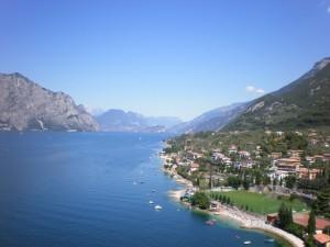 Alto lago di Garda