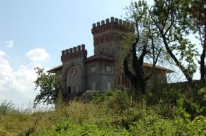 Un castello diroccato