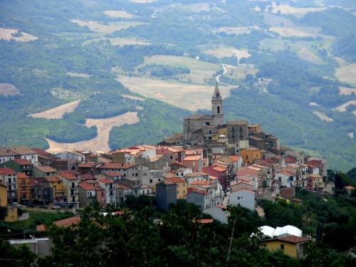 Guardialfiera - Il piccolo borgo arroccato