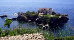 L' isolotto di Gaiola