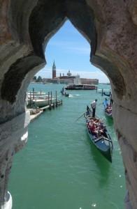 Lo stupore della dolce Venezia