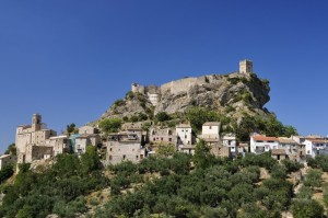 Roccascalegna Il Castello