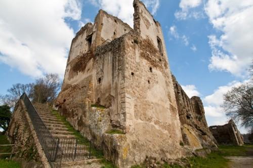 Canale Monterano - Torre del Castello Altieri
