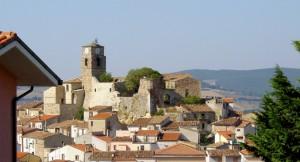 Lupara: resti del castello