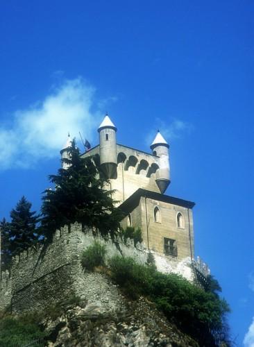 Saint-Pierre - castello di saint pierre