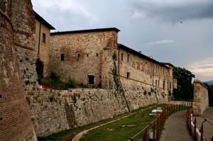 le mura della citta'