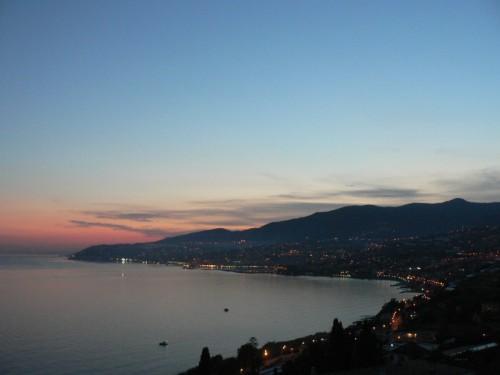 Sanremo - I colori di San Remo la sera
