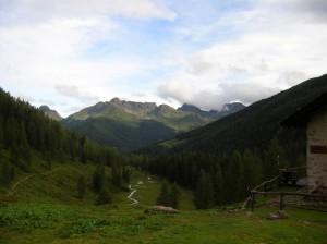 Cime di Rava dal Rifugio Caldenave - Lagorai