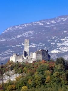 Autunno al Castello di Drena