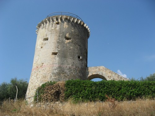 Pompeiana - torre dei Panei