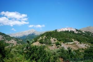 Scontrone e Monte Greco