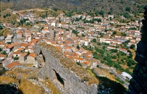Burgos vista dal castello