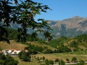 Montagne di Borbona